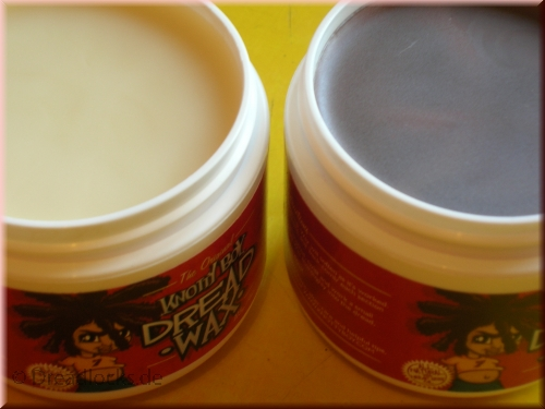 Knotty Boy Dread Wax for light hair