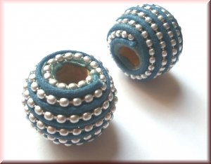 hand-made bead: BMSOMLK-001