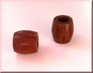 rosewood beads - WBDROS-089