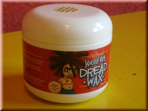 Knotty Boy Dread Wax for brown and black hair