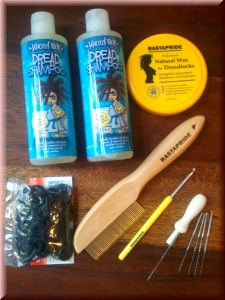 Dreadlocks Profi Kit